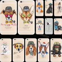5 5S SE High Quality Painting Pet Cat Silicon Phone Cover Cases For Apple iPhone 5 5S SE iPhone5 iPhone5S Case Shell Top Fashion