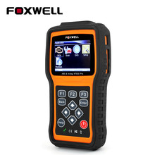 Foxwell NT630 Pro OBD OBD2 Car Diagnostic Tool ABS SRS AirBag SAS Crash Data Reset Automotive Scanner Fault Error Code Reader(Hong Kong)