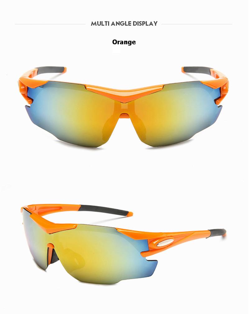 Anti-UV Cycling Men Women Glasses Bike Bicycle Glasses Outdoor Sports MTB Sunglasses Goggles Eyewear Myopia Frame AC0171 (9)
