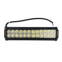 12 inch 5700LM 72W LED Light Bar Truck Trailer 4x4 4WD SUV ATV Off Road Car 9-32v Work Working Lamp flood Spot combo Beam
