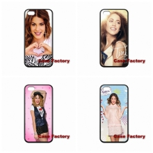 Martina Stoessel Violetta For HTC One X S M7 M8 mini M9 Plus Desire 820 Moto X1 X2 G1 G2 Razr D1 D3 Samsung S7 edge Cases Cover