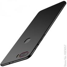 Matte Soft TPU Cover ZTE Nubia Z11 Z17 Z18 mini S Max Silicon Cover Phone Case Fo M2 N2 N3 V18 Back protection