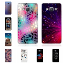 Soft Silicone Case For Coque Samsung A5 2015 Painting Case Cover For Samsung Galaxy A5 2015 A500 A500F A500H Mobile Phone Case