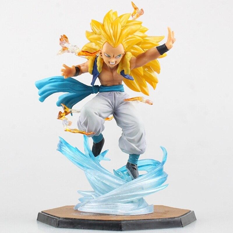 Dragon Ball Super Saiyan 3 Gotenks Zero PVC Action Figure Collection Model Toys<br><br>Aliexpress