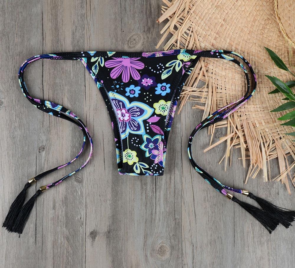 NEW Brazilian Bikini Set Sexy Push Up Swimwear Women's Swimsuit Bathing Suits Swimming Suit For Women Maillot De Bain E045 20