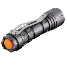1200Lm XPE-Q5 LED Zoomable Mini Flashlight Torch 14500 Light Lamp P best flashlight flash torch flash lights(China)