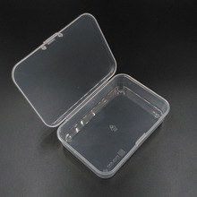 Mini Travel Equipment Storage Box No.5 Plastic (PP) For Storing Craft Metal Electronic Parts, Sewing Jewelry Accessories, Drug