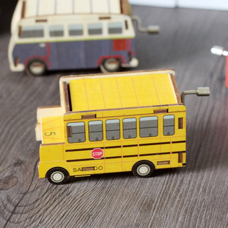 Hand-Ridel-Music-Box-Mini-Bus-Birthday-Gift-Wood-Mechanism-Toy-Musical-Instrument-TC0019 (4)