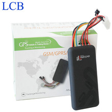 Original GT06 Vehicle GPS Tracker Quad band web based GPS tracking system,GT 06 Multi functions tracker(China)