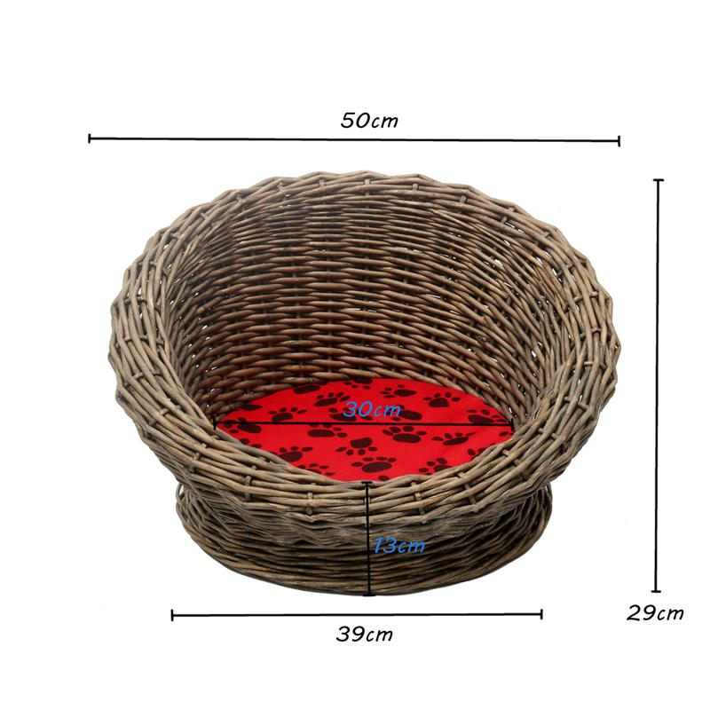 WICKER CAT BED wicker cat bed-your cat will love it WICKER CAT BED-WICKER CAT BASKET-YOUR CAT WILL LOVE IT HTB1DGvObPgy uJjSZR0q6yK5pXaZ