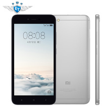 Global ROM Xiaomi Redmi Note 5A 5 A 2GB 16GB 5.5'' HD Mobile Phone Snapdragon 425 CPU LTE 4G 13MP Camera 2+1 Slot Android 7.1(China)