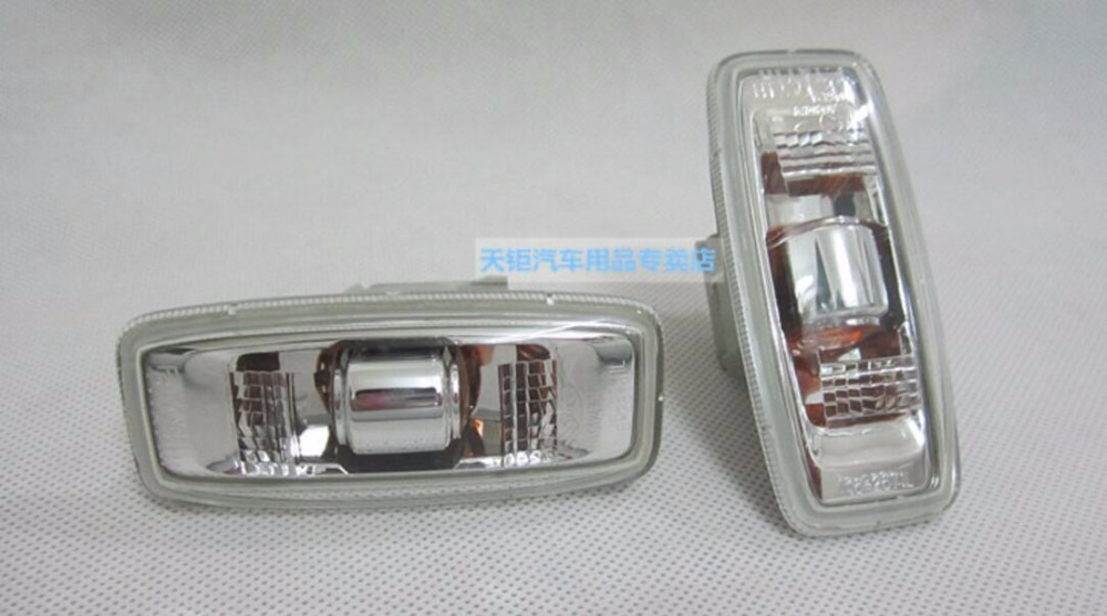 eOsuns fender Side light warning light turn signal for nissan sylphy sentra 2007-2012, teana 2004-07<br>
