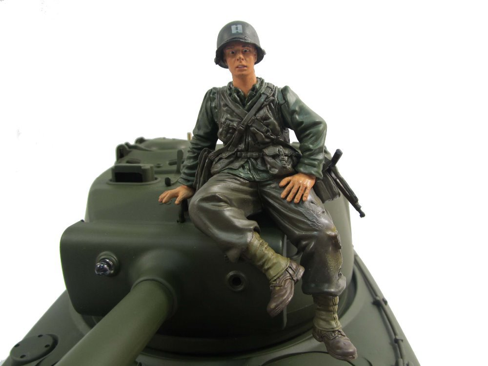 1:16 1/16 American soldier figure sit on the tank, model H ,MF2003,plastic model,tank commander tankman<br><br>Aliexpress