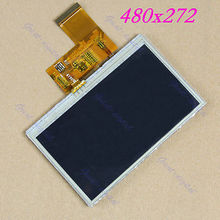 "OOTDTY J34  1PC 4.3"" TFT LCD Module Display + Touch Panel Screen New"
