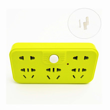AU Plug Power Extension socket Electrical 8 Outlet Adapter EU/AU/UK/US Power Adaptors Wall Sockets power strip Universal outlet