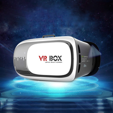 100% Brand New VR BOX ii 2 3D Glasses VRBOX Upgraded Version Virtual Reality 3D Video Glasses Support Android/IOS PC