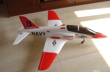 Red arrow T45 rc jet airplane PNP