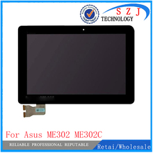 New 10.1'' inch Used part for ASUS MeMO ME302 ME302C ME302KL K005 K00A 5425N lcd screen display touch with frame Small scratches