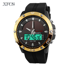 XFCS 2017 waterproof watches for men original man automatic watchs shockesportivo men brand digitales watch military clock cheap