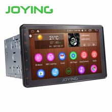 "JOYING New Android 6.0 Universal Double 2 DIN 8"" Car Radio Stereo Quad Core Head Unit Support PIP OBD DVR Steering Wheel Control(China)"