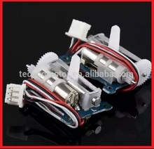 2 pieces/pair GS-1502 linear micro servo for ultra-micro aircraft/ 1.5g/ 80g-cm/ 0.12sec(Hong Kong)