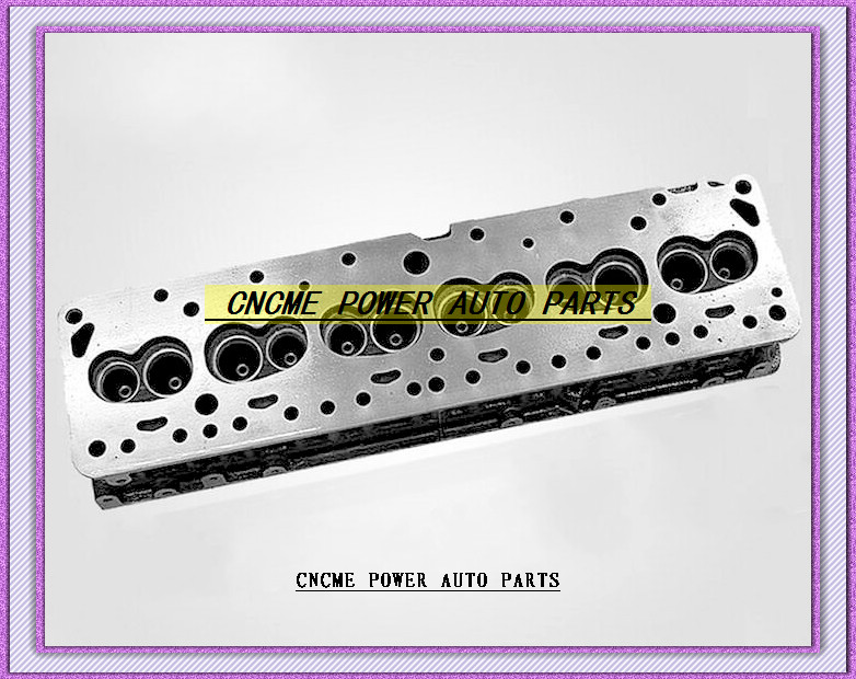3F Bare Cylinder Head 11101-61050 11101-61060 (5)