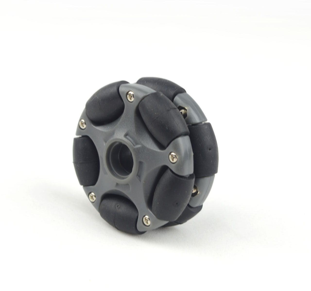58 mm NXT compatible omnidirectional wheel (Omni wheel) 14135<br>