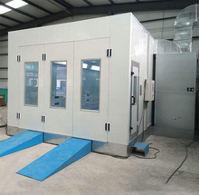 Special Equipment of Spray Paint  Automobile Surface Repairing Spray Booth
