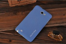 Hard Quick Sand Matte case For  Samsung Galaxy note  I9220 N7000 cover skin +Free Screen Protector