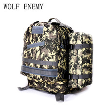 Genuine 1000D CORDURA Waterproof Nylon 3D Hydration Tactical Army Backpack - Military Bag Outdoor Hunting Backpack Bags