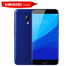 "Original UMIDIGI C2 Brand Smartphone MTK6750T Octa-core Multi Touch Cell Phone 5.0"" 64GB ROM Global Firmware Smartphone"