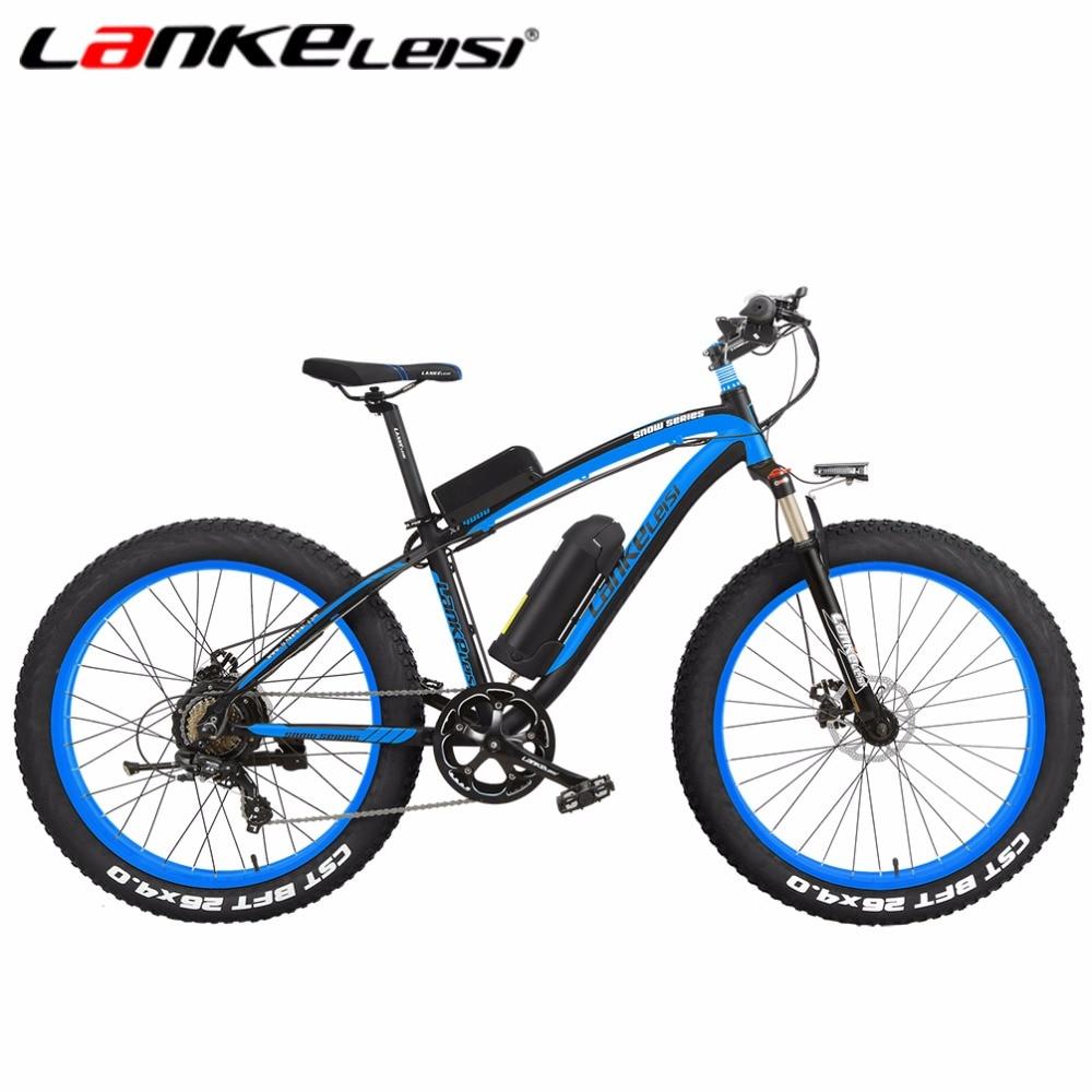 Schema Elettrico Ebike : Lankeleisi xf snow ebike fat tires v speed li battery