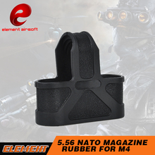 Element Airsoft 5.56 Magazine Rubber for M4 Tactical Gun Accessory EX291