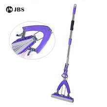 Sponge Mop Glue Cotton Mop Twist The Water Mop Microfibre Nozzle Flat Rotated Spray Self-squeezing Flat Drag Lazy Floor Magic
