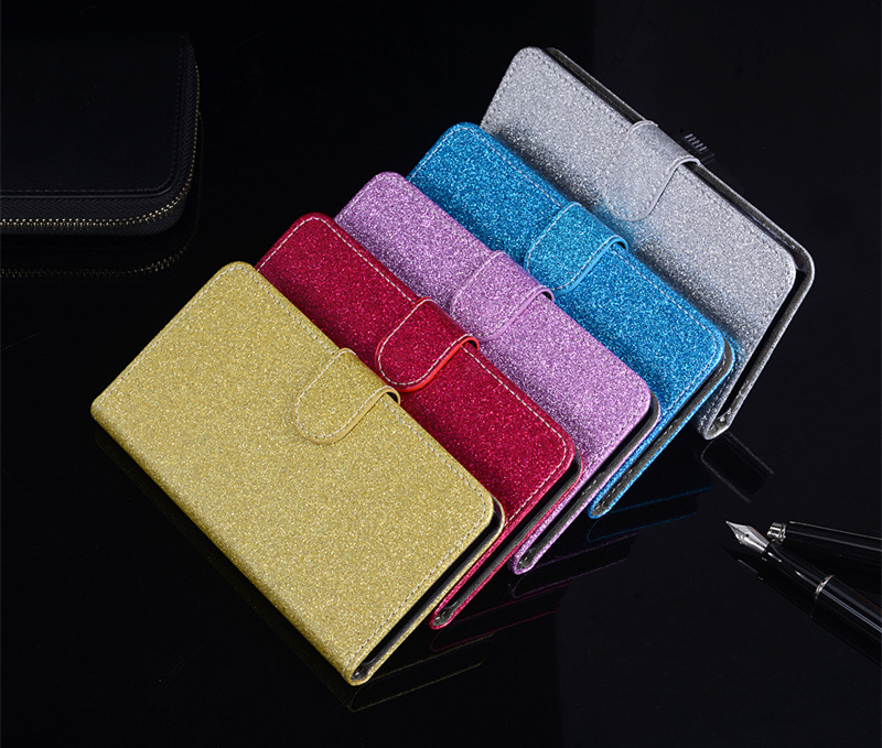 Case With Stand Wallet Coque