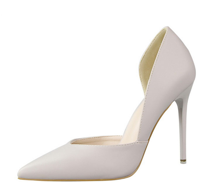 Women Pumps Fashion High Heels Shoes Black Pink Yellow Shoes Women bridal Wedding Shoes Ladies 29