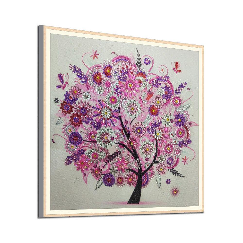 5D special shaped diamond painting phoenix DIY diamond embroidery home decor  X