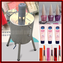 Factory direct sale Lipstick Heating and stirring filling machine/Nail polish filling machine/lipstick stirring making machine