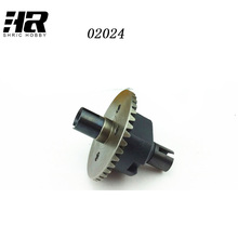 RC car 1/10 HSP 02024 Differential Diff Gear Complete 38TModel Car Spare Parts Fit Buggy Monster94122  94188  94177 94166 94155