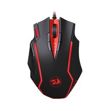 Professional Redragon Gaming Mouse Samsara M902 16400DPI Adjustable Wired Optical Computer Mouse Specially for E-sports Games/PC