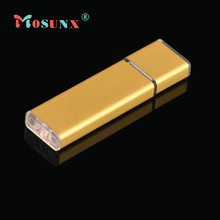 Mosunx New Aluminum Alloy High Speed USB2.0 Flash Storage Drive Memory Stick U-Disk 17Apr28