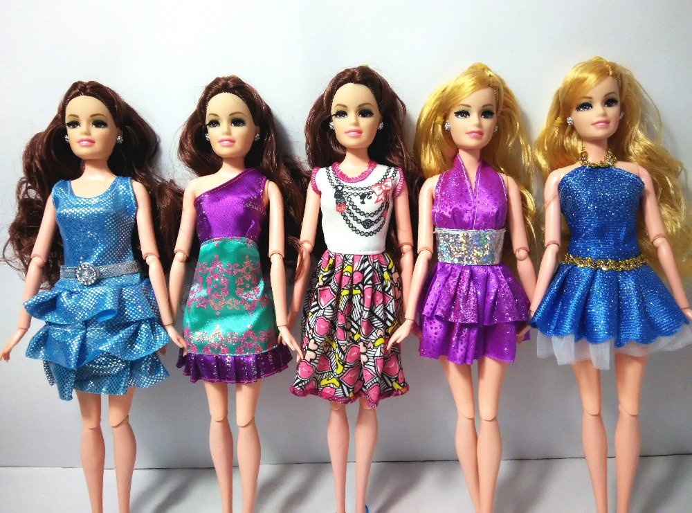 new equipment 5sets=garments pants or mini skirt set vogue outfit Garments outwear swimsuit set coat for barbie doll