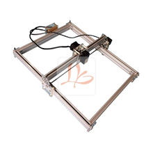 2500MW Desktop DIY Violet LY 5040 Laser Engraving Machine Picture CNC Printer work area 50*40CM