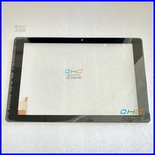 Free shipping 10.8'' inch touch screen,100% New for CHUWI Vi10 Plus CW1527 touch panel,Tablet PC touch panel digitizer(China)
