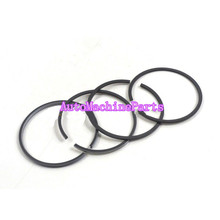 New Piston Ring Set for Mitsubishi K4D Diesel Engine Digger Tractor Loader(China)