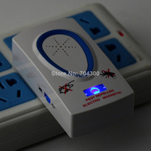 20 pcs Electronic Pest Repeller Reject Mosquito Killer Helminthes Machine Repellent Mosquitoes Pest(China)