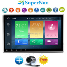 8 Core Android 6.0.1 2din universal Car Radio Double din Car DVD GPS Navigation In dash Car PC Stereo video with DVD Radio GPS(China)