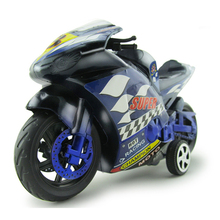 Toy motorcycle simulation model plastic mini moto race cars collectible miniature boys kids toys models of motorcycles