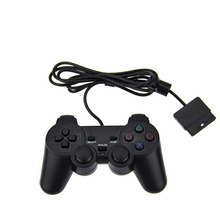 For PS2 Wired Controller Gamepad Manette For Playstation Dualshock 2 Controle Mando Joystick For playstation 2 Console Accessory(China)