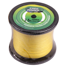 1000M PE Braided Fishing Line 4 Stands Multifilament Fishing Lines Tackle 22LB 30LB 40LB 50LB 60LB linha de pesca(China)